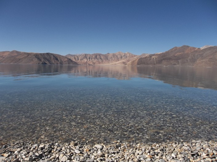 Lac Pangong, Ladakh