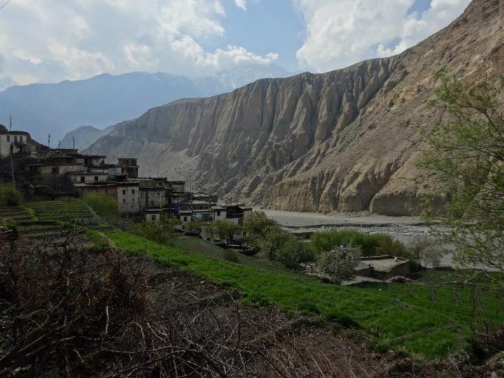 village de Lupra
