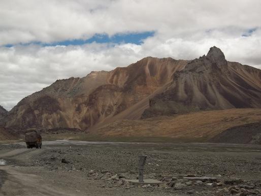 Sur la route de Manali