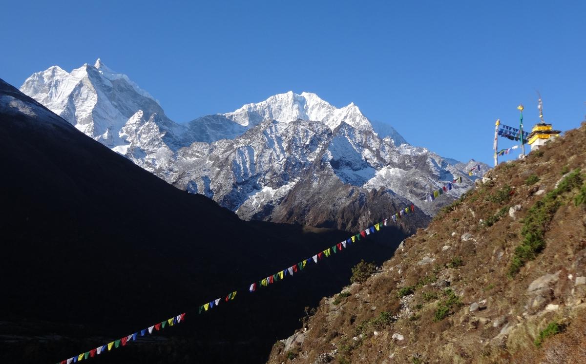 En route vers les Annapurnas !
