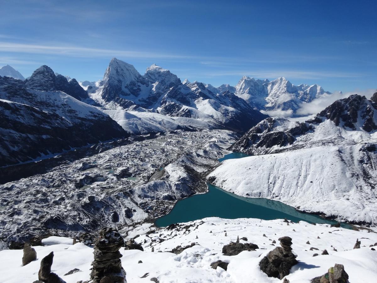 Sur les chemins de l'Everest