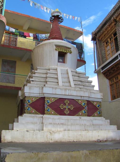 Ladakh Leh stupa