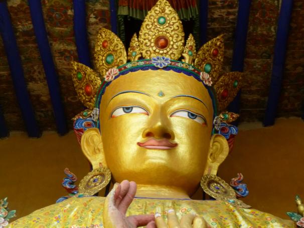Ladakh monastère de Thiksey