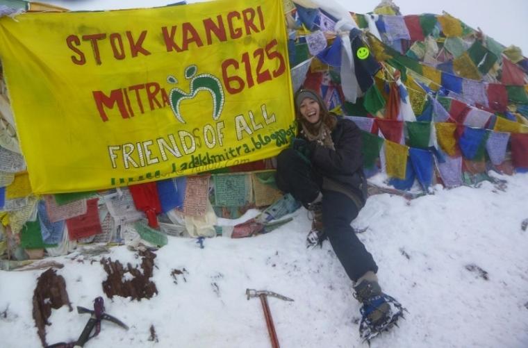 Stok Kangri Ladakh
