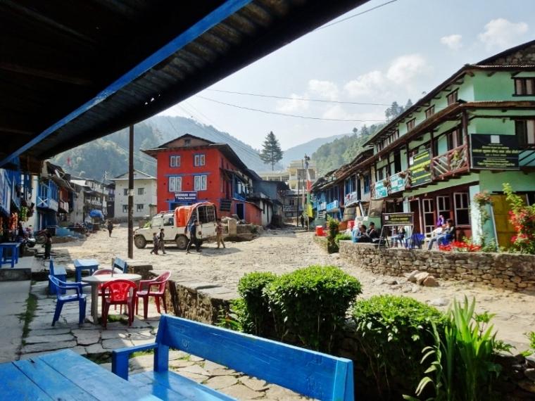 Shivalaya Népal Everest Trek