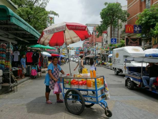 Koh San Road thailande