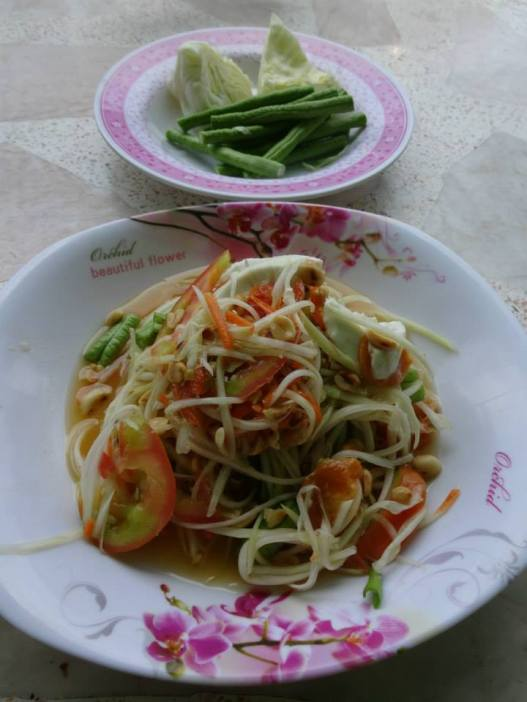 nourriture thailandaise