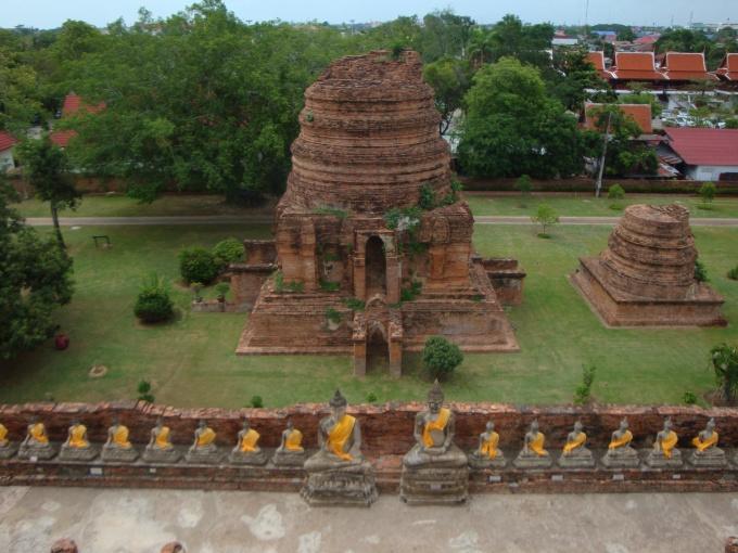 Atuthaya temple wat
