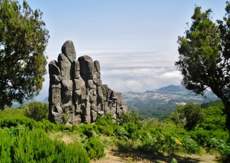 Madère le Géant de pierre