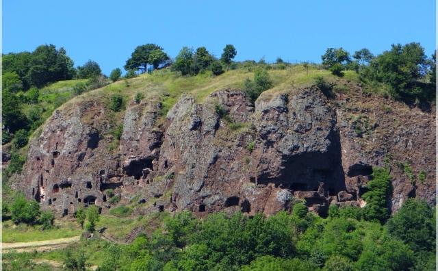 Grottes de Jonas