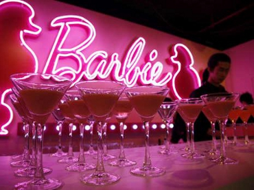 barbie bar