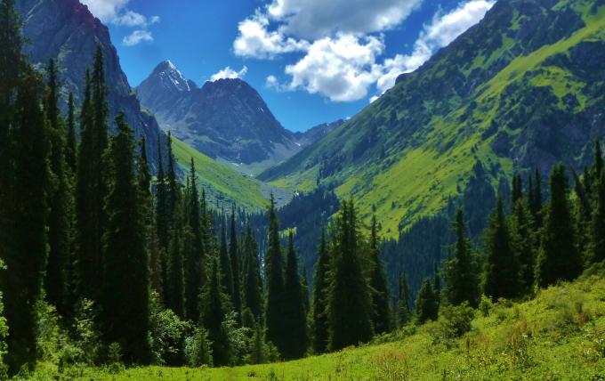 Kirghizstan Karakol