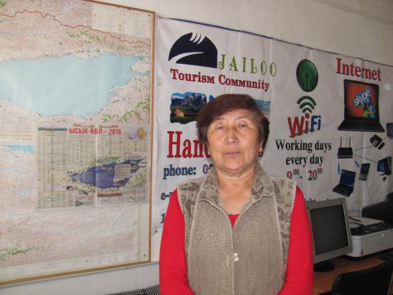 Jailoo Kirghizstan