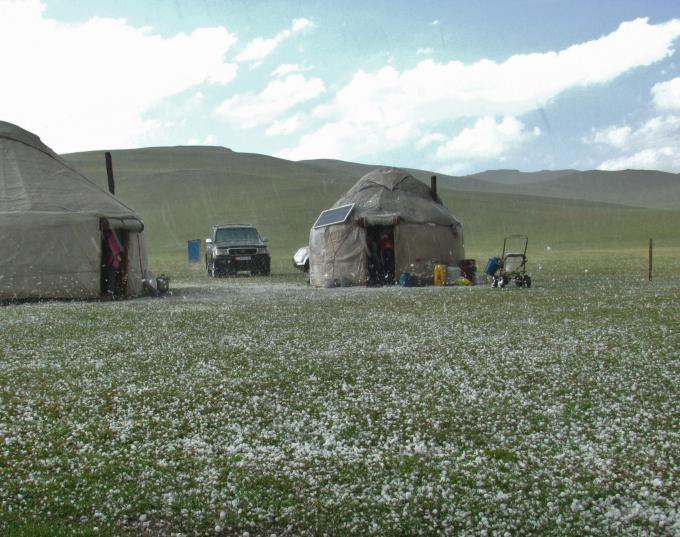 Kirghizstan Song Kul