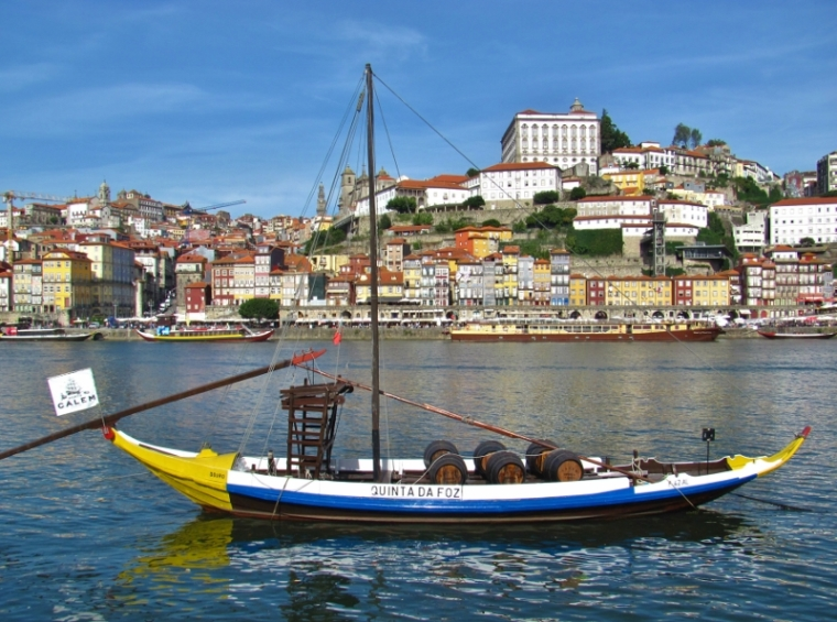 Porto Portugal Mira de Gaia Caves