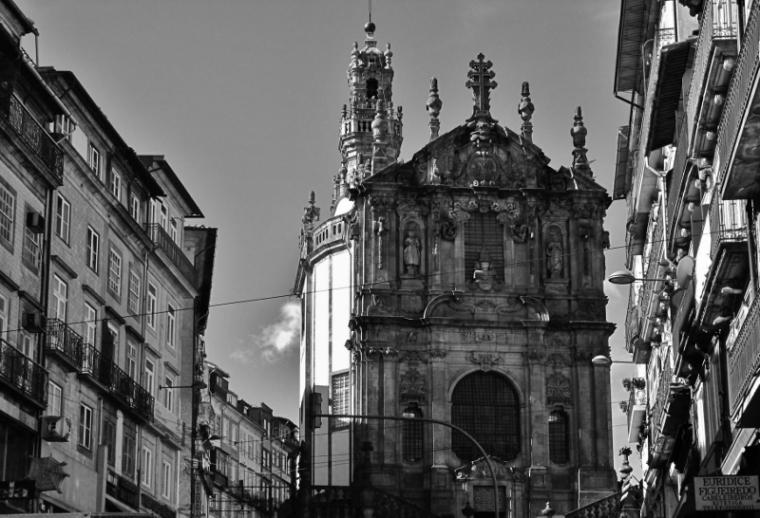 Porto Portugal Nir & blanc
