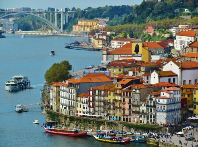 Porto Portugal Pont Dom Luis