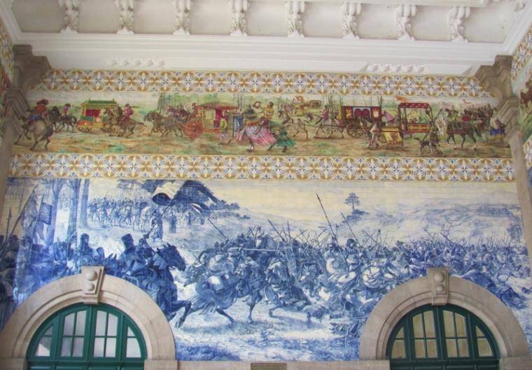Porto Portugal Gare Sao Bento