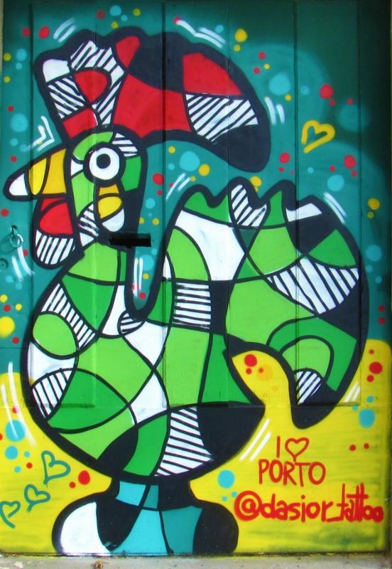 Porto PortugalStreet Art