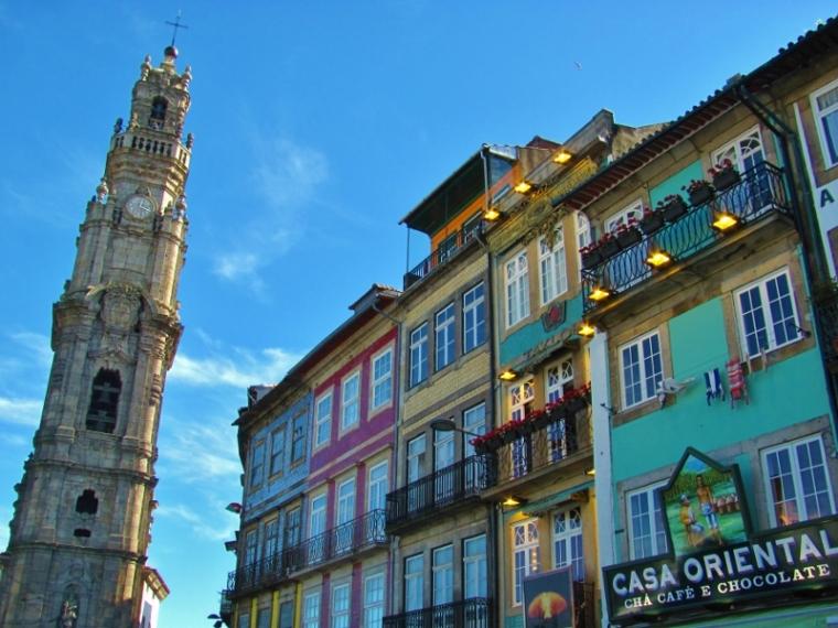 Porto Torrede Clérigos