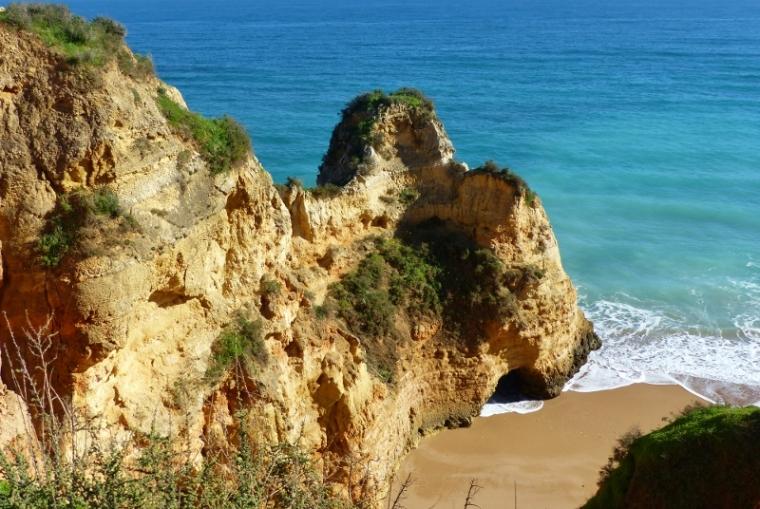 Algarve plage près de Carvoeiro