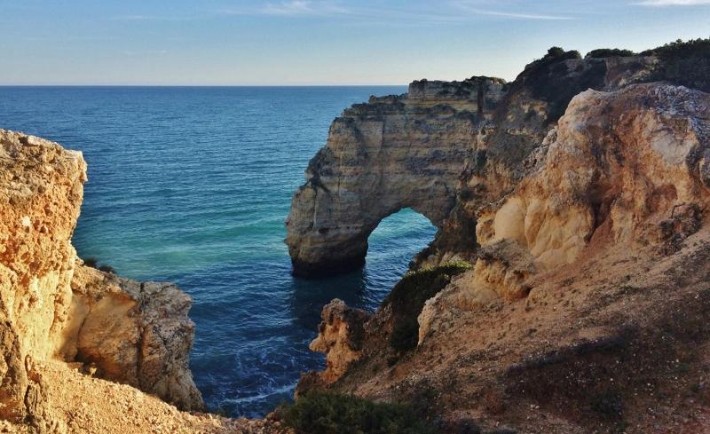 Algarve Praia Da Marinha
