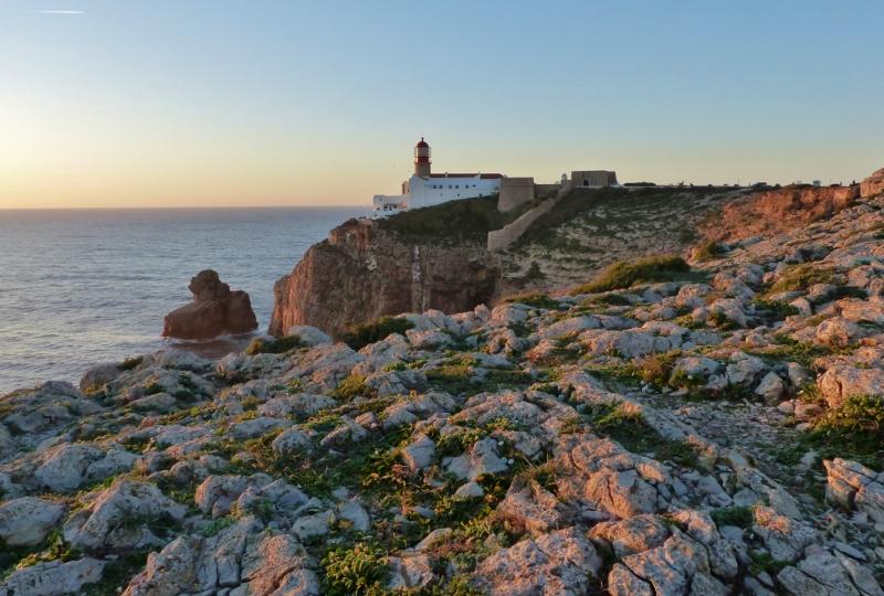 Algarve Cap Saint Vincent sud Portugal