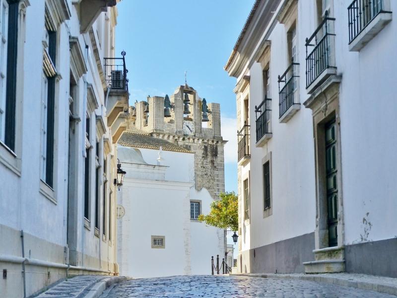 Faro et sa cathédrale