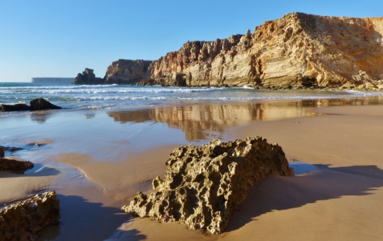 Praia Do Tonel Algarve