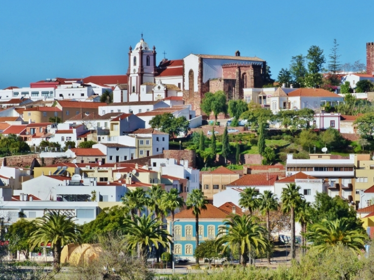 Algarve village de Silves