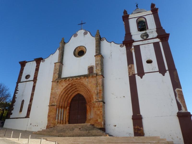 Silves Eglise