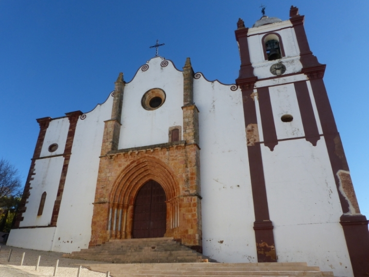 Silves Eglise
