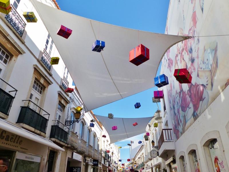 Faro Algarve Décoration de Noel