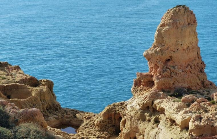 Algar Seco Algarve Portugal