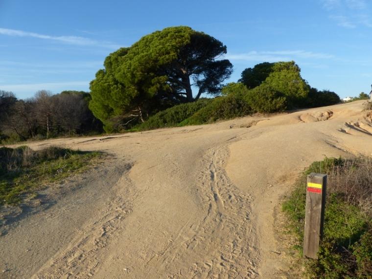 Algarve Percuso dos sete vales supendos