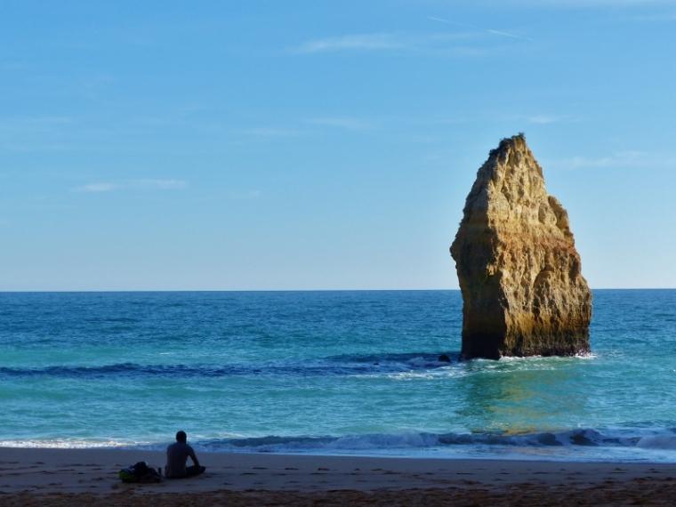 Algarve Percuso dos sete vales suspendos