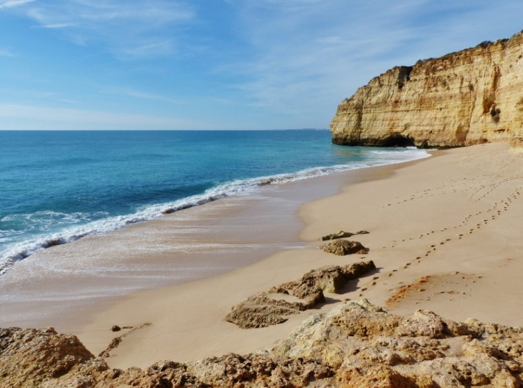 Algarve Portugal plage