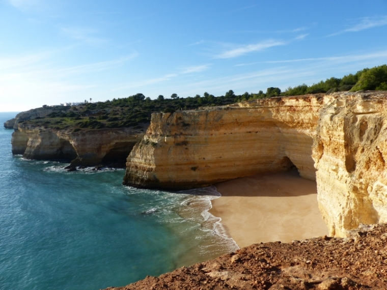 Algarve Benagil
