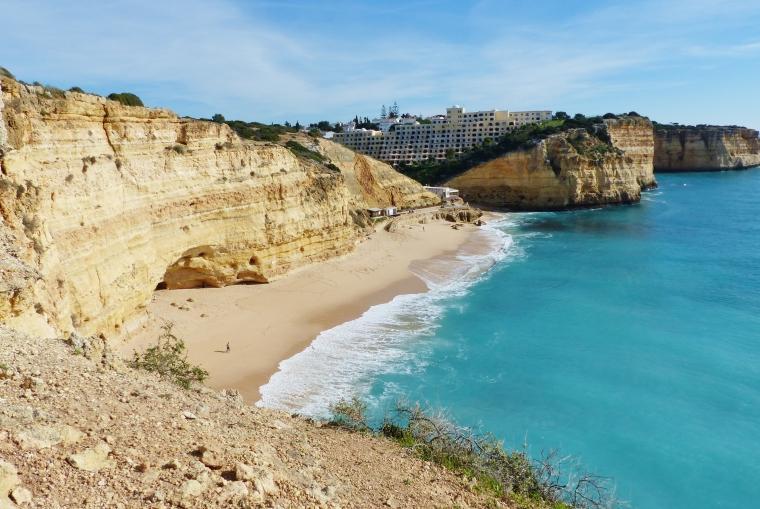 Algarve Sud Portugal plage