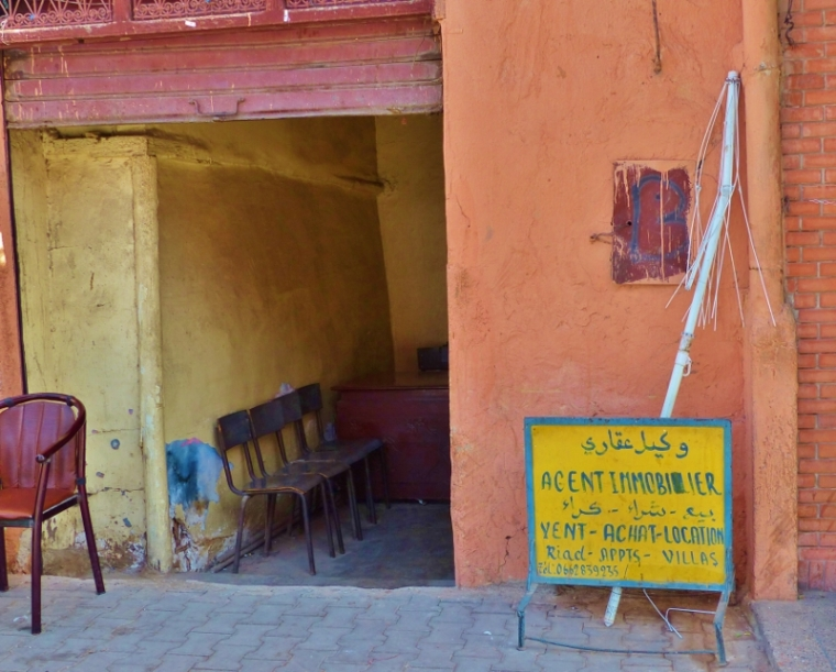 Marrakech agence immobilère