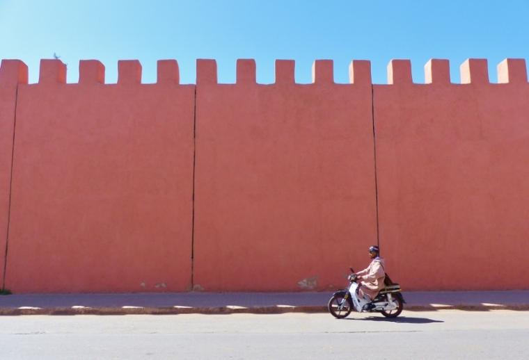 Marrakech et ses remparts