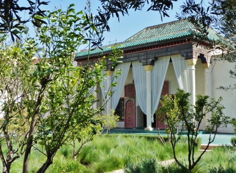 Marrakech Ryad le Jardin Secret cour