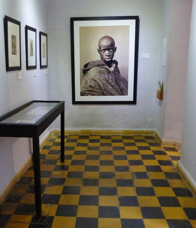 Marrakech Maison de la Photographie portrait
