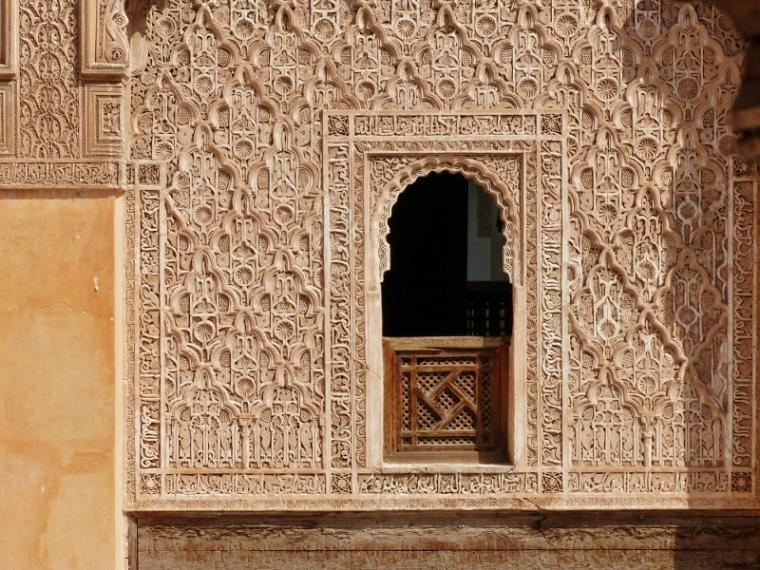 Marrakech Médersa Ali Ben Youssef