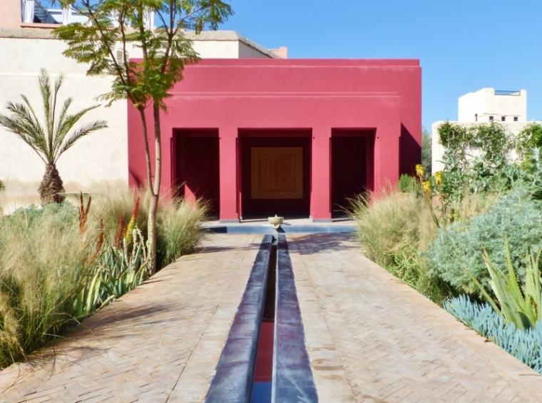 Marrakech Ryad le Jardin Secret entrée