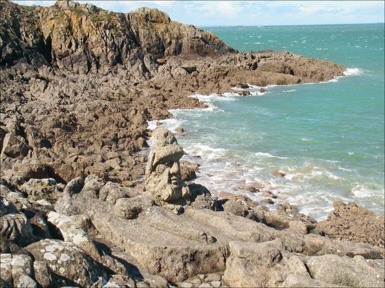 rochers rothéneuf