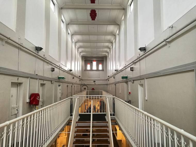 hotel prison nouvelle zélande