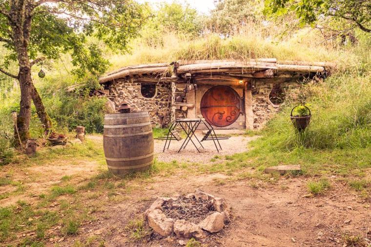 maison hobbit bourgogne