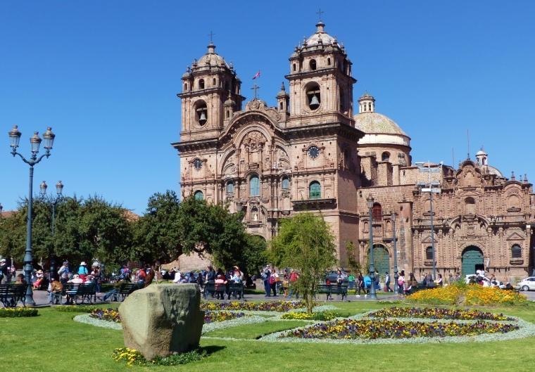 Cuzco place des armes