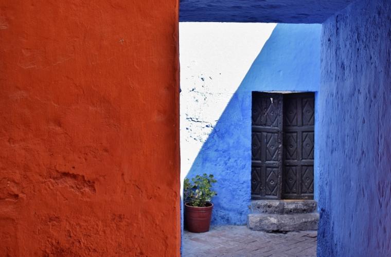 Monastère Santa Catalina Arequipa